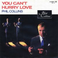 Cover Phil Collins - You Can't Hurry Love