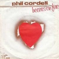 Cover Phil Cordell - Hearts On Fire