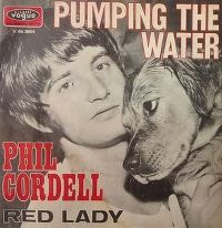 Cover Phil Cordell - Pumping The Water