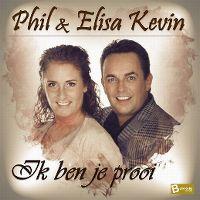 Cover Phil & Elisa Kevin - Ik ben je prooi