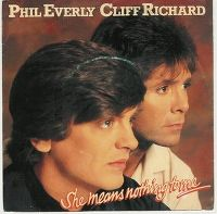 Cover Phil Everly & Cliff Richard - She Means Nothing To Me