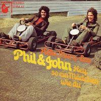 Cover Phil & John - Hello, Mary-Lou