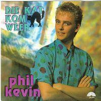 Cover Phil Kevin - Die kat kom weer
