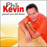 Cover Phil Kevin - Geniet van het leven