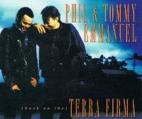 Cover Phil & Tommy Emmanuel - (Back On The) Terra Firma