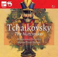 Cover Philharmonia Orchestra / Michael Tilson Thomas - Tchaikovsky: The Nutcracker