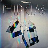 Cover Philip Glass - Glassworks