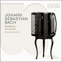 Cover Philippe Thuriot - Goldberg Variations - Johann Sebastian Bach