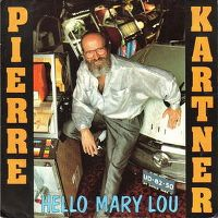 Cover Pierre Kartner - Hello Mary Lou