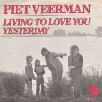 Cover Piet Veerman - Living To Love You