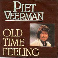 Cover Piet Veerman - Old Time Feeling