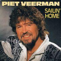 Cover Piet Veerman - Sailin' Home