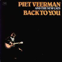 Cover Piet Veerman And The New Cats - Back To You