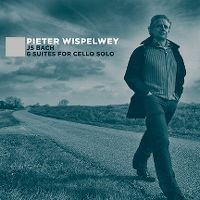 Cover Pieter Wispelwey - JS Bach - 6 Suites For Cello Solo