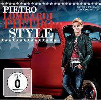 Cover Pietro Lombardi - Pietro Style