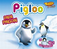 Cover Pigloo - Papa Pinguin