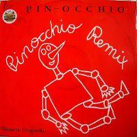 Cover Pin-occhio - Pinocchio
