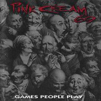 Cover Pink Cream 69 - Games People Play