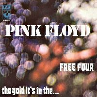 Cover Pink Floyd - Free Four