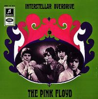 Cover Pink Floyd - Interstellar Overdrive