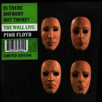 Cover Pink Floyd - Is There Anybody Out There? The Wall Live 1980-81