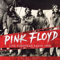 Cover Pink Floyd - Live European Radio 1968