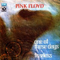 Cover Pink Floyd - One Of These Days