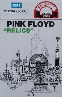 Cover Pink Floyd - Relics