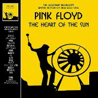 Cover Pink Floyd - The Heart Of The Sun - The Legendary Broadcasts