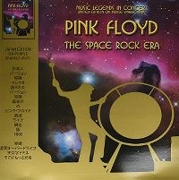 Cover Pink Floyd - The Space Rock Era - Music Legends In Concert
