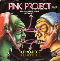 Cover Pink Project - B. Project