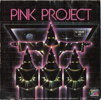 Cover Pink Project - Disco Project