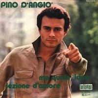 Cover Pino D'Angio' - Ma quale idea
