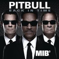 Cover Pitbull - Back In Time