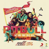 Cover Pitbull feat. Jennifer Lopez & Cláudia Leitte - We Are One (Ole Ola)