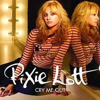 Cover Pixie Lott - Cry Me Out