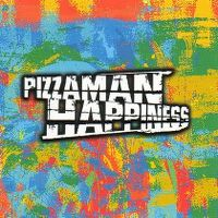 Cover Pizzaman - Happiness