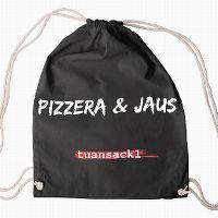 Cover Pizzera & Jaus - Tuansackl