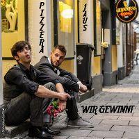 Cover Pizzera & Jaus - Wir gewinnt
