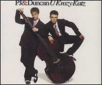 Cover PJ & Duncan - U Krazy Katz