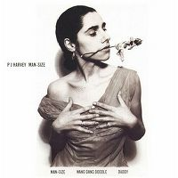 Cover PJ Harvey - Man-Size