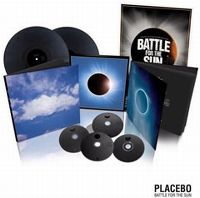 Cover Placebo - Battle For The Sun