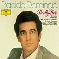 Cover Plácido Domingo - Be My Love