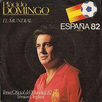 Cover Plácido Domingo - El mundial