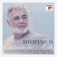 Cover Plácido Domingo - Encanto del mar - Mediterranean Songs
