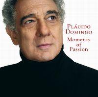 Cover Plácido Domingo - Moments Of Passion