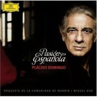 Cover Plácido Domingo - Pasión española