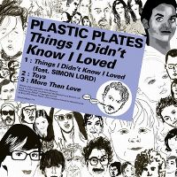 Cover Plastic Plates feat. Simon Lord - Things I Didn't Know I Loved