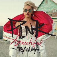 Cover P!nk - Beautiful Trauma