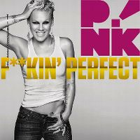 Cover P!nk - F**kin' Perfect